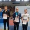 Dziewięć razy na podium w Neubrandenburgu