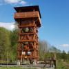 Konkurs na nazwę wieży.  W lasach nadleśnictwa Kliniska