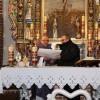 Relikwie II stopnia św. Jana Pawła II w kościele w Cerkwicy