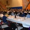 Spotkanie wigilijne Młodzieżowej Orkiestry Dętej w Płotach