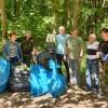 Sprzątanie lasu z Klubem LOP dla dorosłych