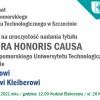 Tytuł doktora honoris causa Zachodniopomorskiego Uniwersytetu Technologicznego…