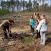 Zapraszamy na wspólne sadzenie lasu w trzech puszczach sąsiadujących ze…