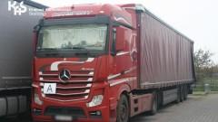 24 tony nielegalnych odpadów nie wjechało do Polski