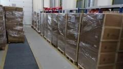 95 respiratorów dla szpitali Pomorza Zachodniego z Agencji Rezerw Materiałowych