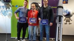 Absolwent 13 LO w Szczecinie w zwycięskiej drużynie - NASA ogłosiła zwycięzców międzynarodowego konkursu Space Apps Challenge