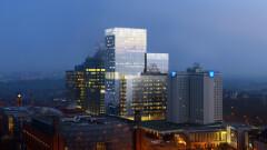 Andersia Silver ma pierwszego najemcę.  Firma F-Secure wprowadzi się na najwyższe piętra biurowca i zajmie powierzchnię około 3,5 tys. mkw.