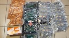 Bagaże pasażerów z Korei Południowej pełne niezgłoszonych towarów