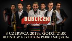 """""""BUBLICZKI""""  w Parku Miejskim w Gryficach"""
