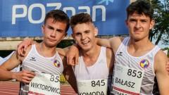 Dawid i Paweł w Ogólnopolskiej Olimpiadzie Młodzieży