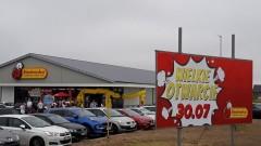 Dla turystów i mieszkańców – nowa Biedronka w Rewalu… z siłownią plenerową