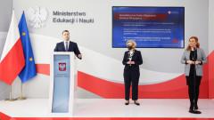 Edukacja dla wszystkich – konferencja z udziałem członków kierownictwa MEiN