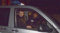 Gryficcy policjanci uratowali mężczyznę, który wpadł do stawu