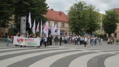 Gryfice: Marsz dla Życia i Rodziny