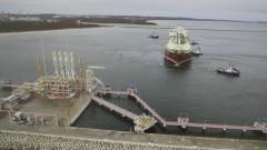 Jubileuszowa 100-tna dostawa gazu skroplonego do Terminalu LNG w Świnoujściu