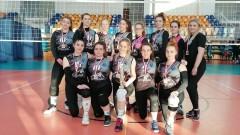Juniorki Plas LOMS na podium Mistrzostw Województwa