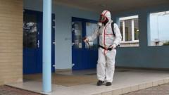 Kolejna dezynfekcja obiektów użyteczności publicznej w Gryficach