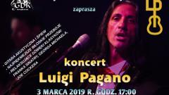Koncert LUIGIEGO PAGANO w GDK