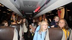 Młodzieżowa Orkiestra Dęta z Płotów w drodze do Barcelony