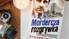 """""""Mordercza rozgrywka"""" w księgarniach już 20 października!"""