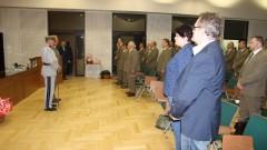Nadleśnictwo Gryfice – Uroczystość z okazji 100 rocznicy odzyskania Niepodległości