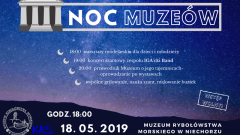 Noc Muzeów – Noc na Morzu
