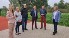 Nowe obiekty przy II LO w Nowogardzie