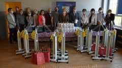 Nowogard: Bezpieczniej w szkołach i przedszkolach