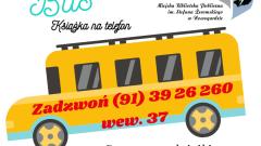 Nowogard: Książka na telefon – propozycja miejskiej biblioteki