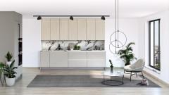 Nowość!  Nowe kuchnie z fornirem technicznym i powłoką  Satin Surface od ernestrust