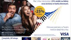 Objazdowe Kino VISA w Trzebiatowie – już 28 lutego