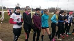 Oliwia piątą zawodniczką Międzywojewódzkich Mistrzostw Młodzików