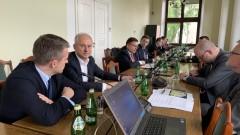 Parlamentarzyści z Pomorza Zachodniego:  Spotkali się w Warszawie