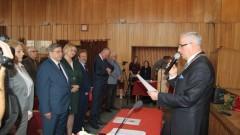 Pierwsza sesja Rady Miejskiej w Gryficach nowej kadencji