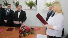 Pierwsza Sesja w nowej kadencji Rady Miejskiej w Płotach