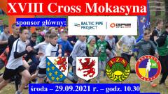 """Płotowskie Biegi Przełajowe - """"XVIII CROSS MOKASYNA"""""""