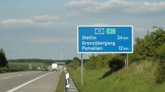Poseł Sylwester Chruszcz repolonizuje nazwy miast na znakach drogowych