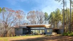Relacja architektury z naturą - amerykański projekt z polskim akcentem