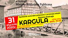 Roman Kargul – spotkanie autorskie