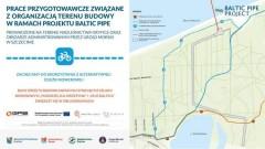 Rusza budowa Baltic Pipe - GAZ-SYSTEM zaprasza do korzystania z alternatywnej ścieżki rowerowej