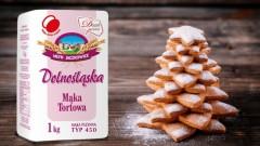 Smak i aromat ulubionych świątecznych wypieków – Dolnośląska Mąka Tortowa z Młyna Jaczkowice
