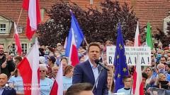 Spotkanie wyborcze w Szczecinie - Polska marzeń Rafała Trzaskowskiego