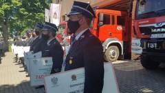 Strażacy ochotnicy z województwa zachodniopomorskiego dostaną nowe wozy