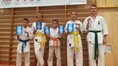 Sukces Polonistów podczas Olimpiady Młodzieży Karate Kyokushin
