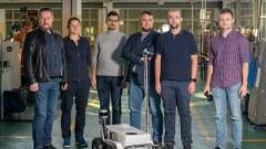 Super robot ZUT w walce z koronawirusem. Eksploruje pomieszczenia i obiekty, eliminuje bakterie i wirusy