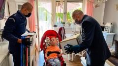 Szczecińska Służba Więzienna włączyła się w akcję  CYBER OKO DLA FILIPKA