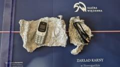 Udaremnione próby przemytu telefonów komórkowych oraz kart SIM na teren Zakładu Karnego w Nowogardzie