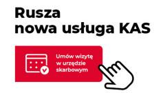 Umów wizytę w urzędzie skarbowym – rusza nowa usługa KAS w Zachodniopomorskiem