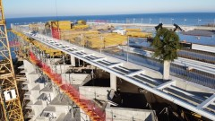 Wiecha na budowie PINEA Resort&Apartments