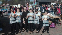 Wiosenny Turniej Tańca w Wandlitz